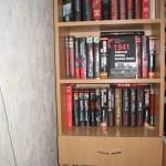 Arvydo knygų lentyna